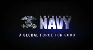 sailors take aim at new recruiting slogan: 'a global force for good'