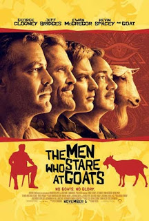 new movie can't beat the real-life men who stare at goats