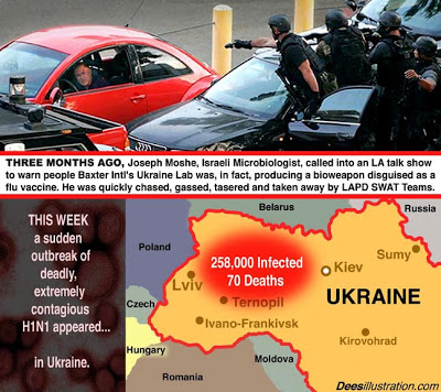 the strange story of joseph moshebr /& the ukraine/baxter bioterror warning