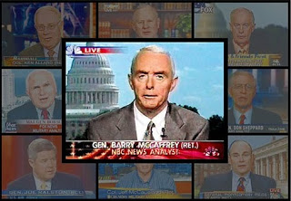 nbc continues to highlight dyncorp gen. barry mccaffrey