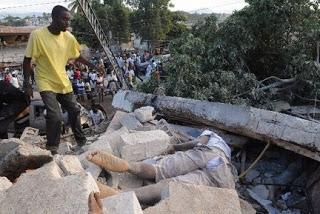 panic, looting & triage after major haiti quake
