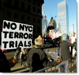 US drops plan for 9/11 trials in nyc