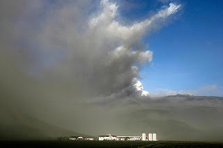 iceland volcano will have no impact on weather or climate