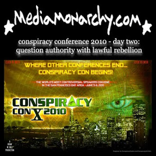interview w/ michael tsarion at conspiracy conference 2010