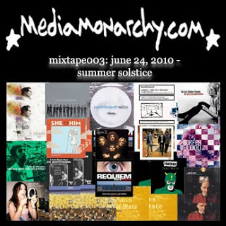 media monarchy mixtape003: summer solstice