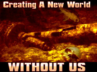 ground zero: creating an new world without us