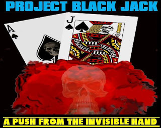 ground zero: project blackjack, a push from an invisible hand
