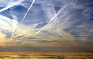 scientists admit chemtrails are creating artificial clouds