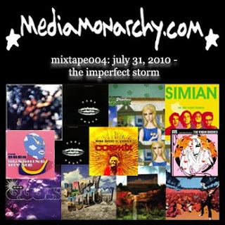 media monarchy mixtape004: the imperfect storm