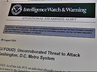 dhs warns dc metro about threat