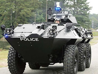 vthe ultimate betrayal: police & military working together to oppress US