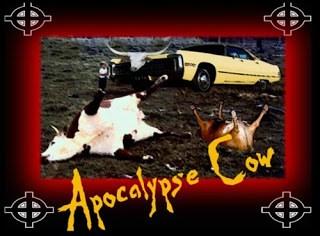 ground zero: apocalypse cow