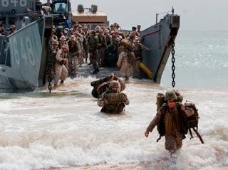 senior US marine says 'multiple platoons' headed to egypt
