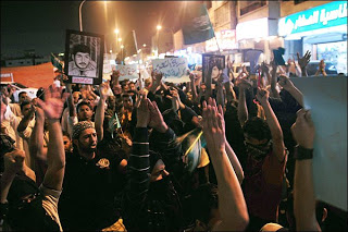 will the day of rage in saudi arabia on 3/11 send oil price's into unprecedented territory?