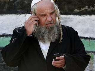 israel unveils 'first sin-free yiddish smartphone'