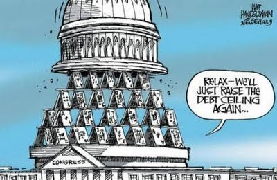 white house & congress critters close in on debt ceiling deal