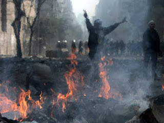 geopolitiks: 'world pressure mounts' as cairo clashes continue