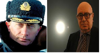 Putin & the Eurasian Empire of the End Times