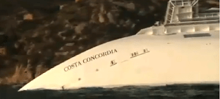 Costa Concordia: Illuminati blood sacrifice?