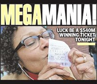 #MegaMillions Jackpot soars to largest ever!