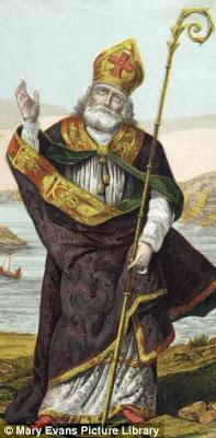 Saint or Slave Trader? Doubts About St. Patrick's Origins