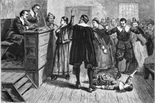 Cold Weather Linked to Witchcraft Trials