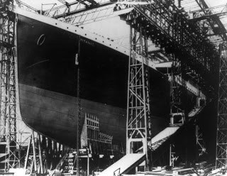 Titanic II, a replica of famed ship, to be built by Australian billionaire