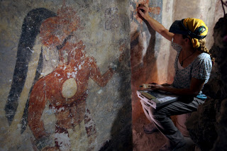 Oldest Maya Calendar Found in Guatemala