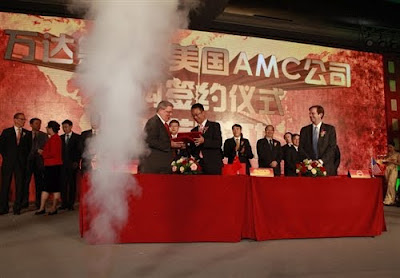 Chinese Firm Buys AMC Movie Theater Chain in Largest Sale Ever of U.S. Company to China