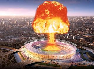 Olympic Armageddon = Predictive Programming