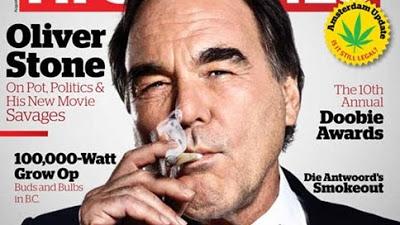 Film Director Oliver Stone 'Savages' The Drug War