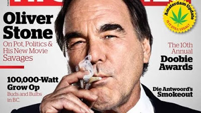 Film Director Oliver Stone 'Savages' The Drug War