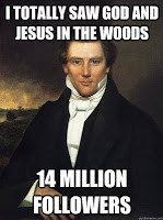 How Mormon Prophet Joseph Smith Will Cast A Shadow On US Presidential Election