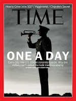 Military Suicide Rate of One A Day - a Spritual Crisis!