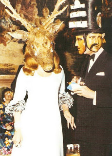 1972 Rothschild Surrealist Ball, Captured in Pictures