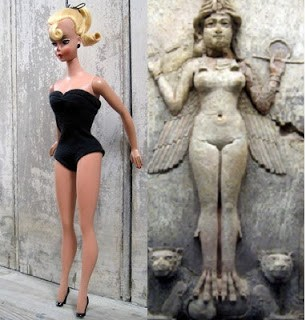 Barbie's Sordid Past as a Sex Doll
