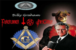 Billy Graham:  Forerunner Anti-Christ