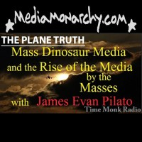@TimeMonkRadio: James Evan Pilato on Mass Dinosaur Media