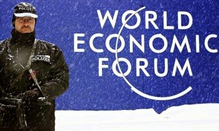 Davos Oligarchs Fear the World They've Made