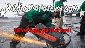 #GoodNewsNextWeek: Survey Says, Cut That Cord! (Video)