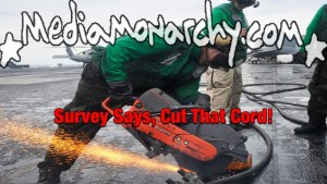 #GoodNewsNextWeek: Survey Says, Cut That Cord! (Video)
