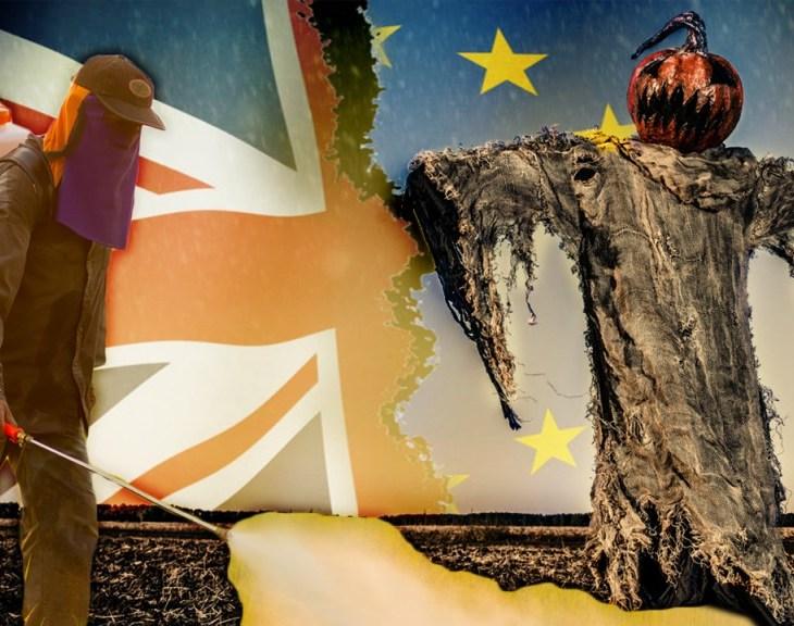 #NewWorldNextWeek: Pesticide Pimps Bet on Brexit Bonanza (Video)