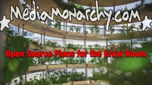 #GoodNewsNextWeek: Open Source Plans for the Grow Room (Video)