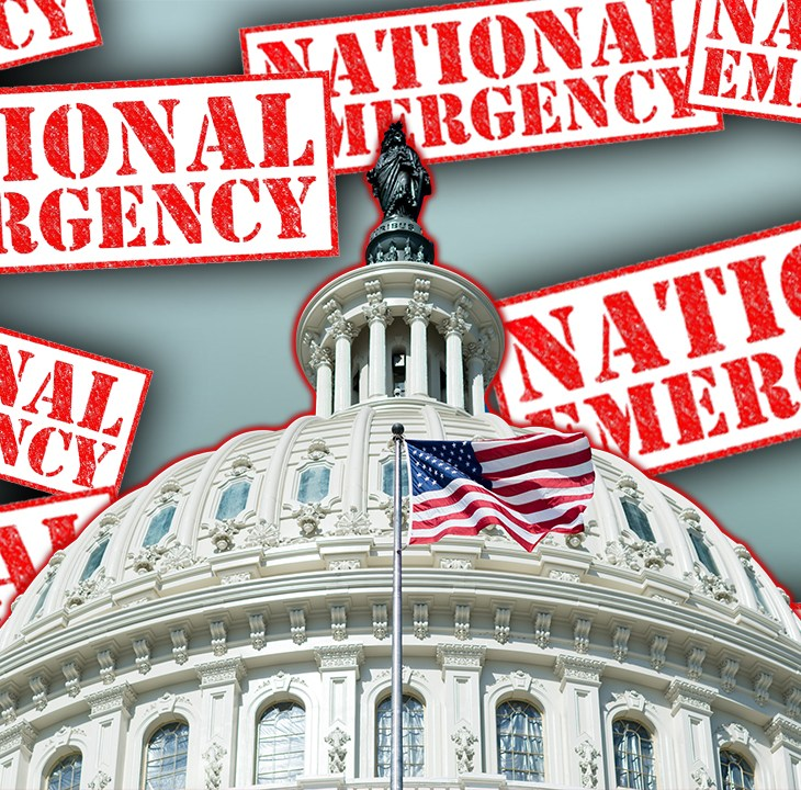 #NewWorldNextWeek: Government By Emergency (Video)