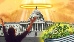 #NewWorldNextWeek: Hallelujah! Government Allows Homeowners to Grow Vegetables! (Video)