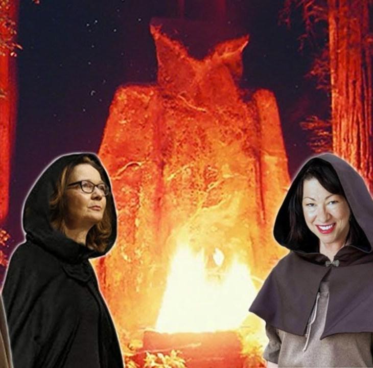#NewWorldNextWeek: Let Female Psychopaths Into Bohemian Grove! (Video)