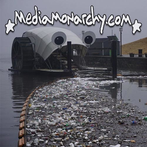 #GoodNewsNextWeek: Bee Farms, Trash Wheels, Clean Records (Audio)