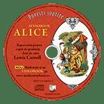 Coperta CD-ului cu Alice