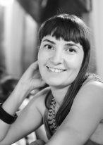 Cireșica Litinschi-Cuciuc - portret