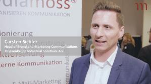 Carsten Sichler Thyssen Krupp Newsroom Experte Mediamoss